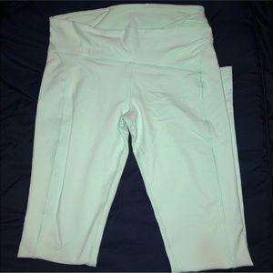 Lululemon Leggings mint/sea foam